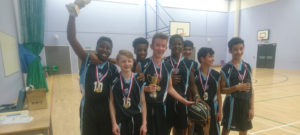 Year 9 Basketball do the 'double'!