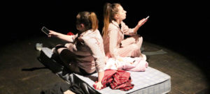 Year 7s collaborate with University of Salford for drama performance