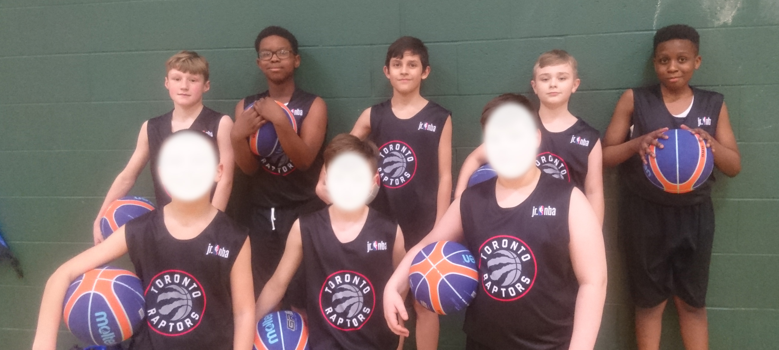 Year 7 enjoy first Basketball victory