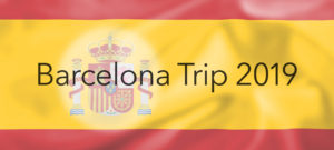 Barcelona 2019 – Important Passport Information