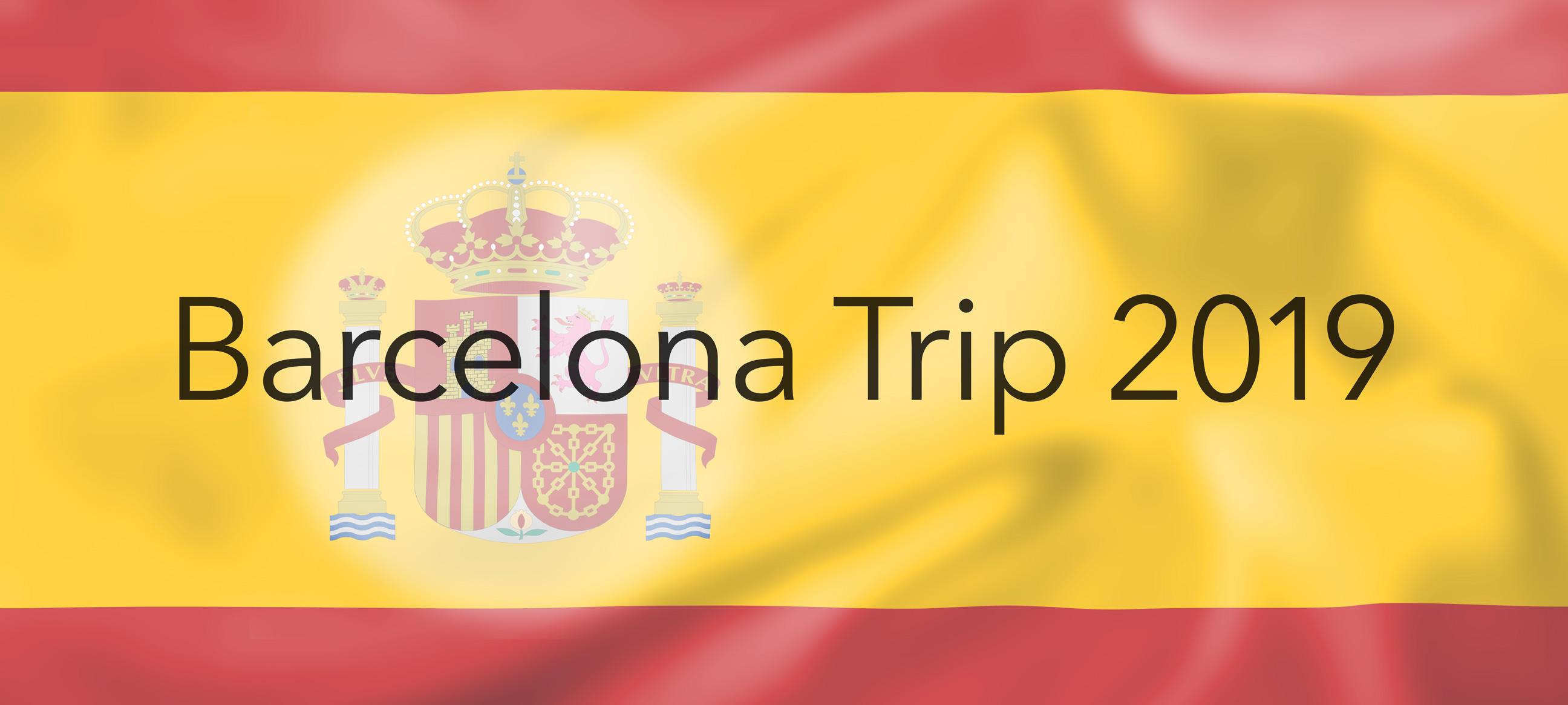 Barcelona 2019 – Important Passport Information