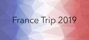 France Trip, February 2019