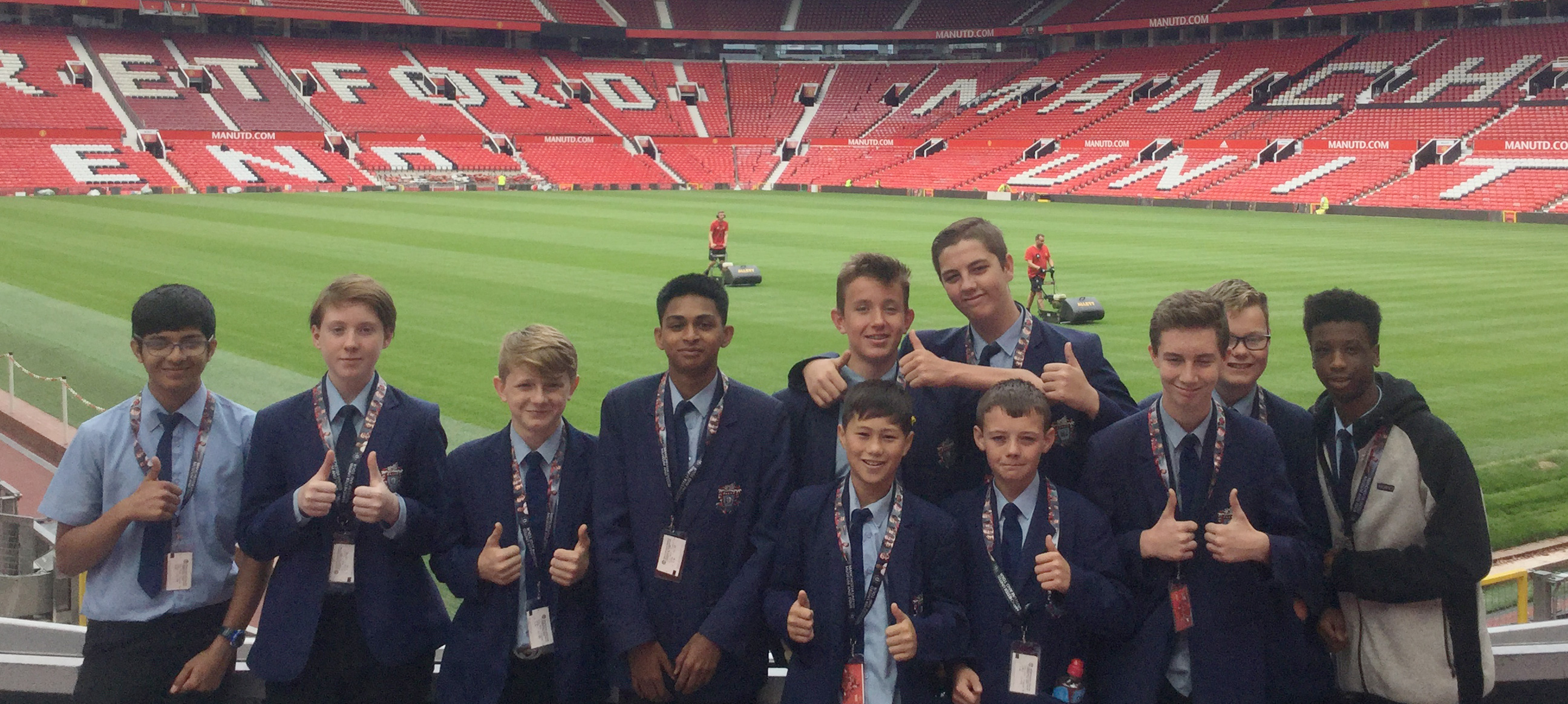 Manchester United Official Tour