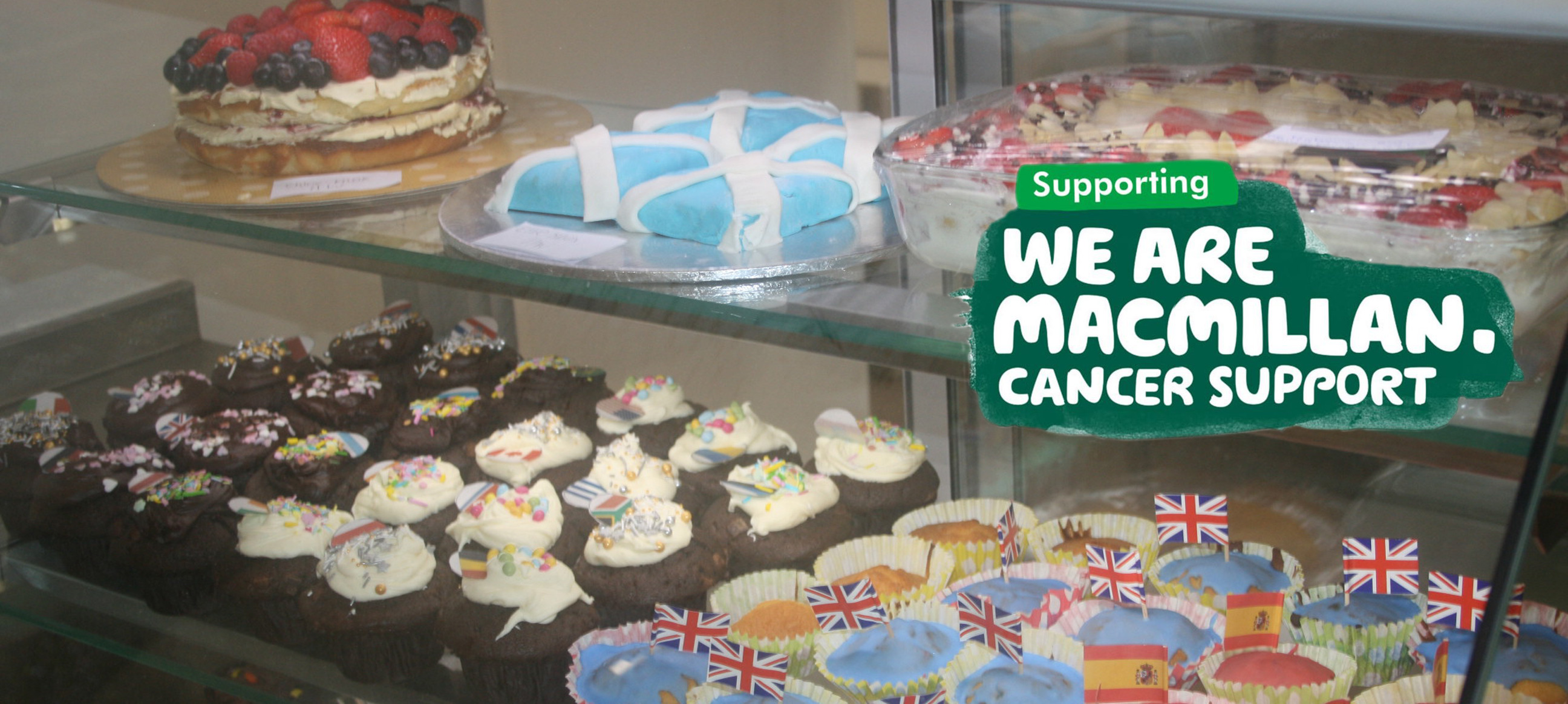 Fabulous Fundraising with our European Bake Off