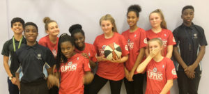 Success for our girls in the Salford Basketball League