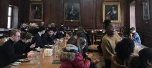 Sampling 'uni-life' in Oxford