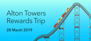 Alton Towers Rewards Trip