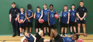 Year 7 Basketball are soaring to success