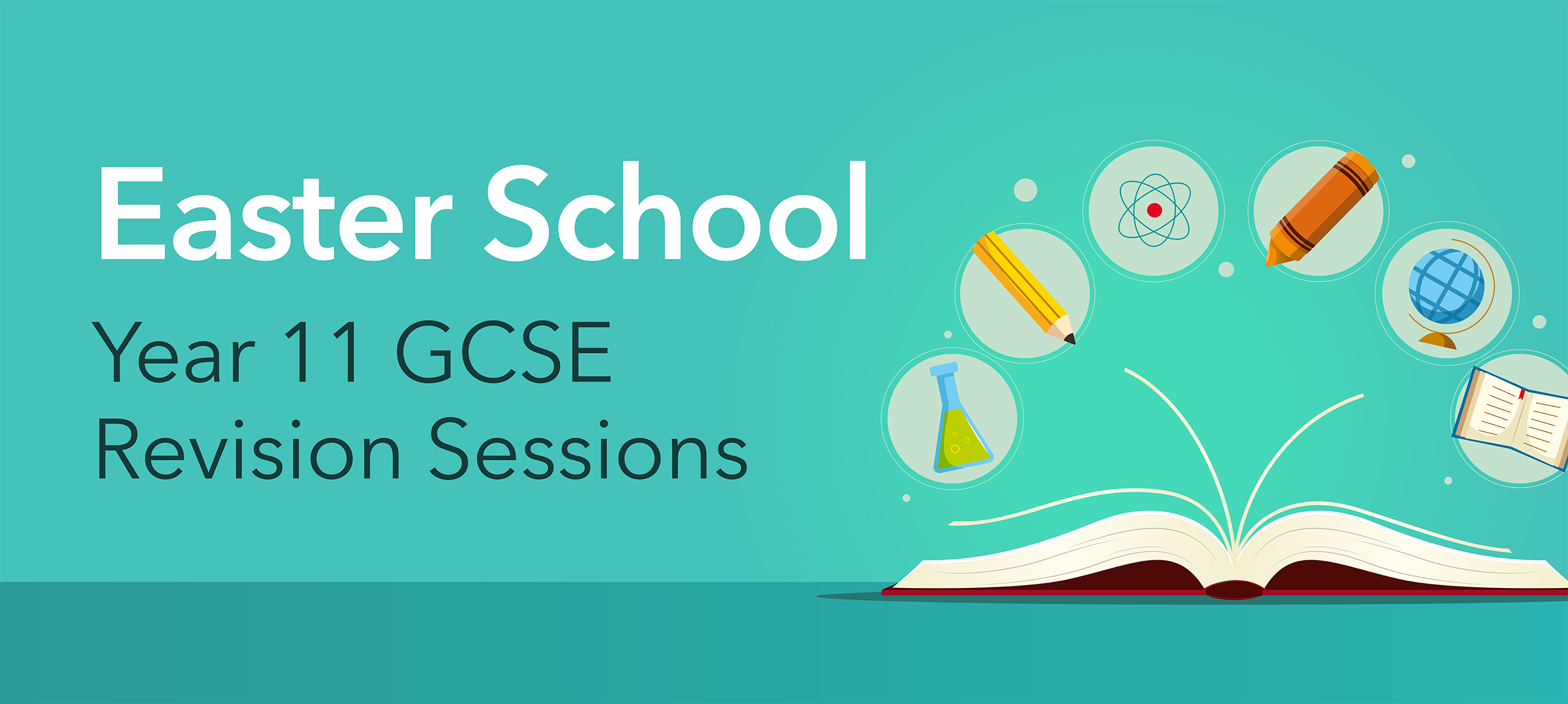 Easter School Year 11 Revision Sessions