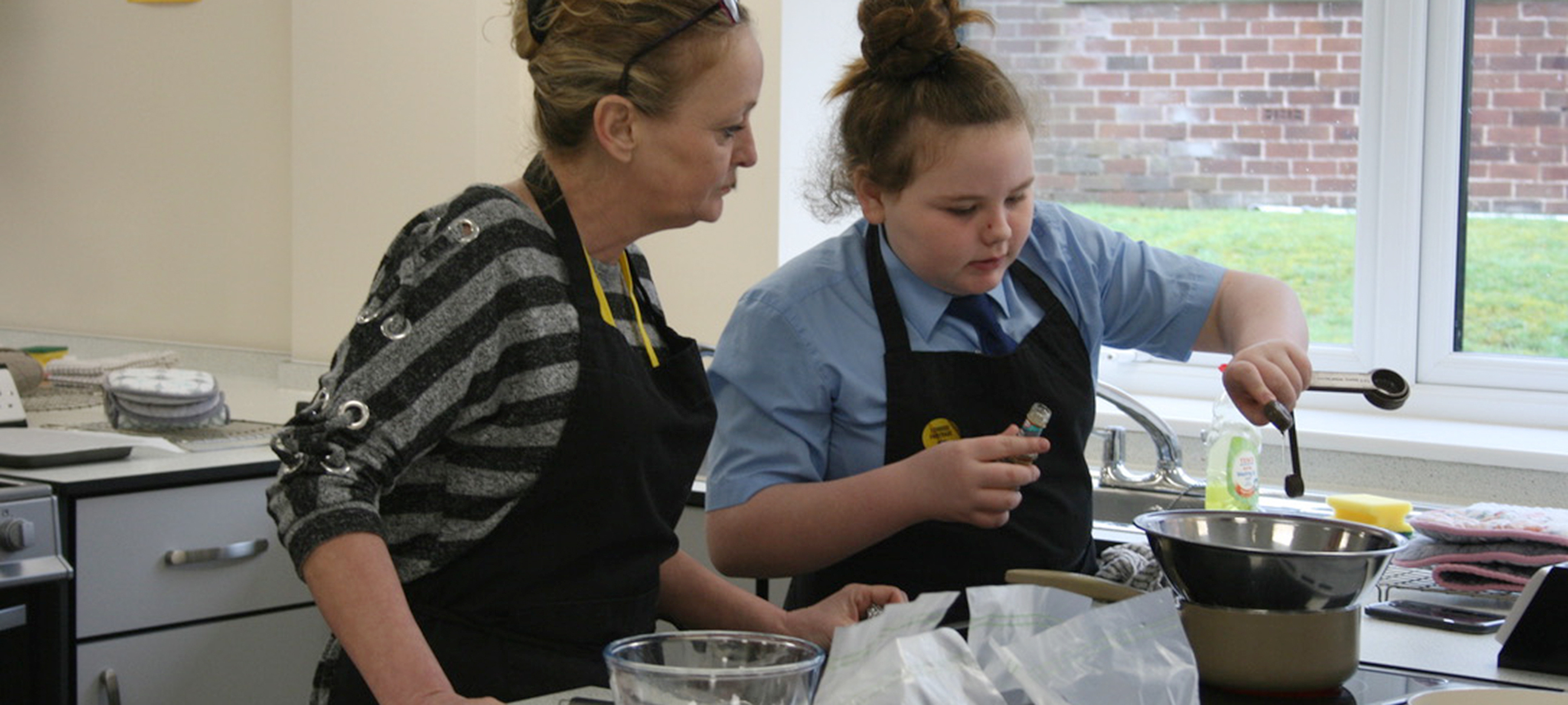 International Women's Day Baking Workshop