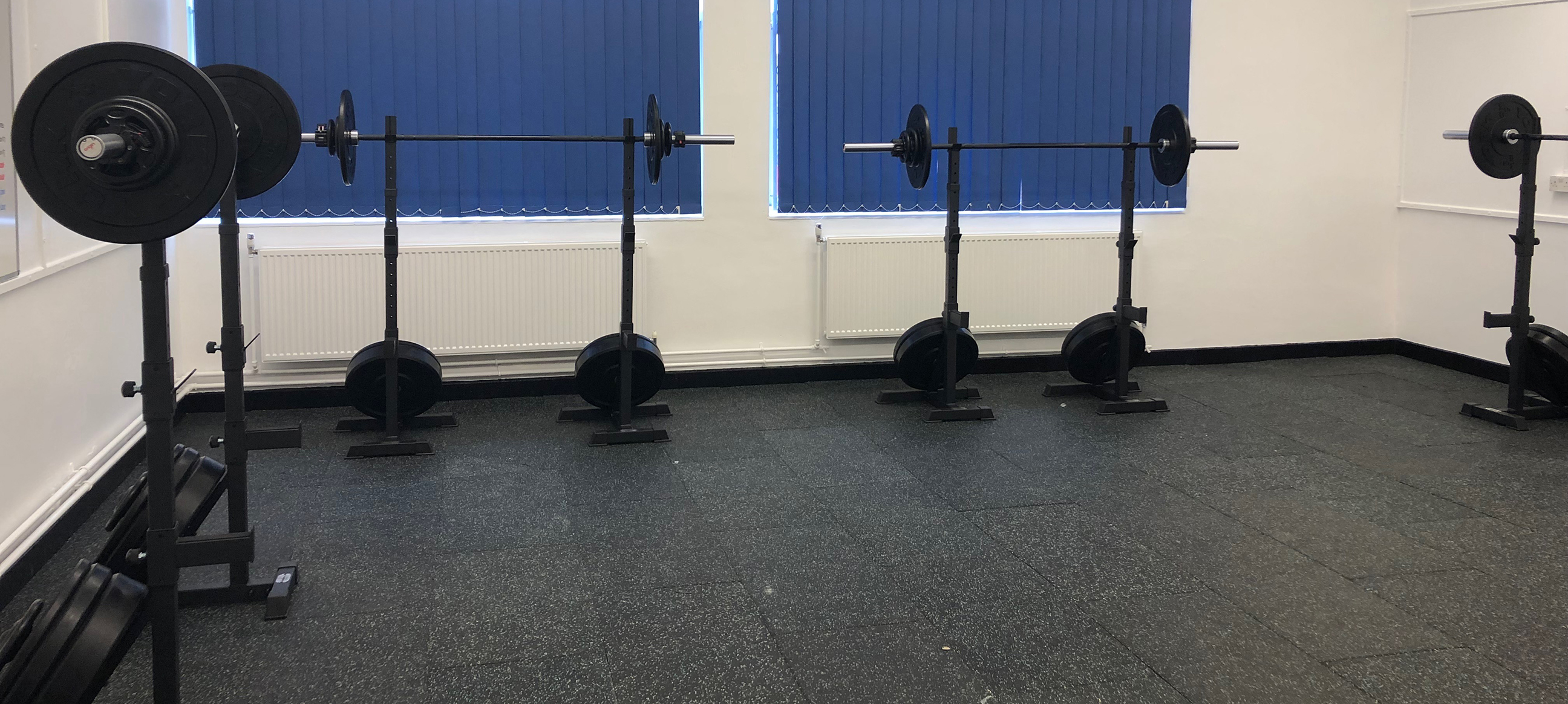 New Olympic Weightlifting Gym