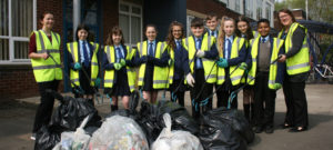 Litter 'Heroes' Make a Difference