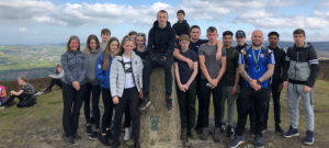 Sports Studies students reach new heights!