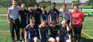 Year 8 Boys' Football Tournament