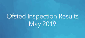 Ofsted Inspection Results, May 2019