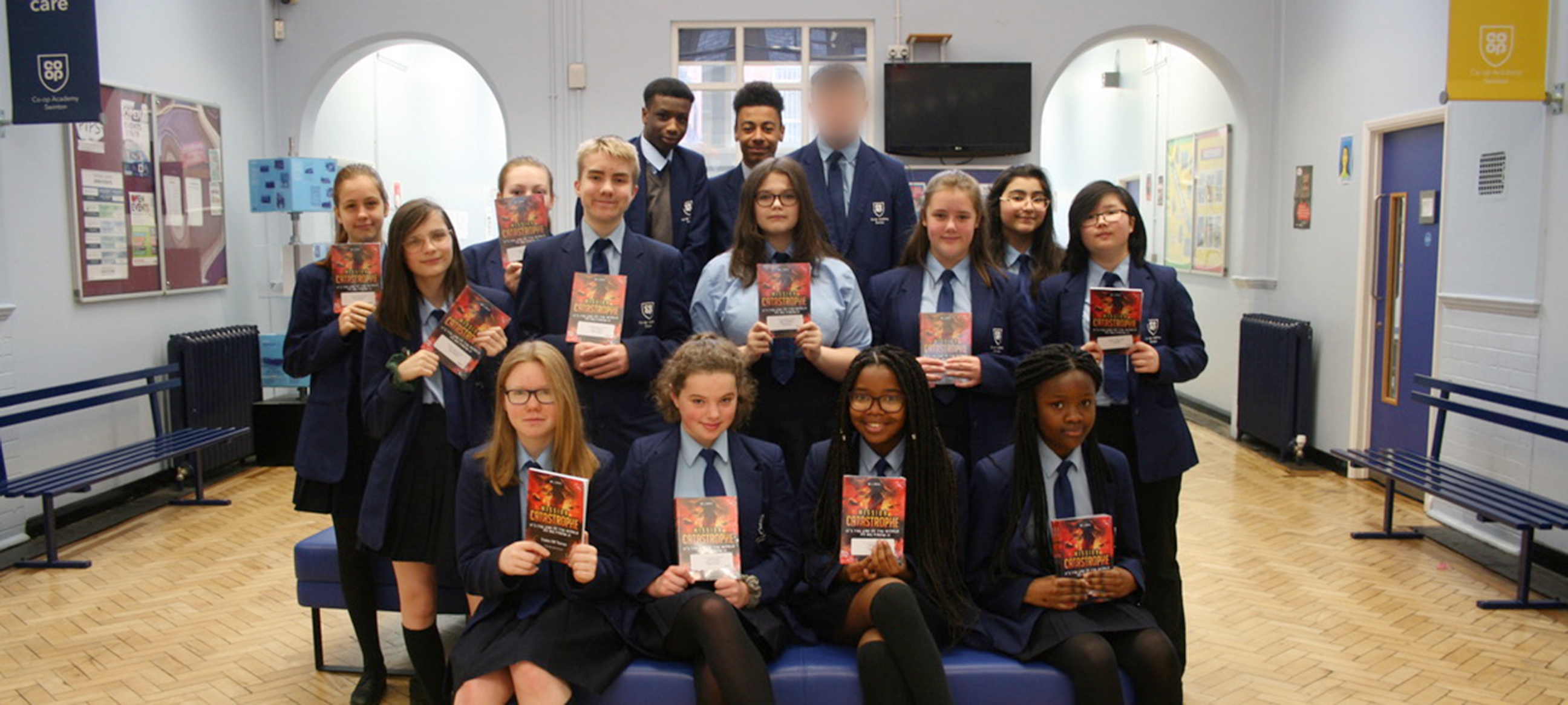 Year 9 and 10 students become published authors