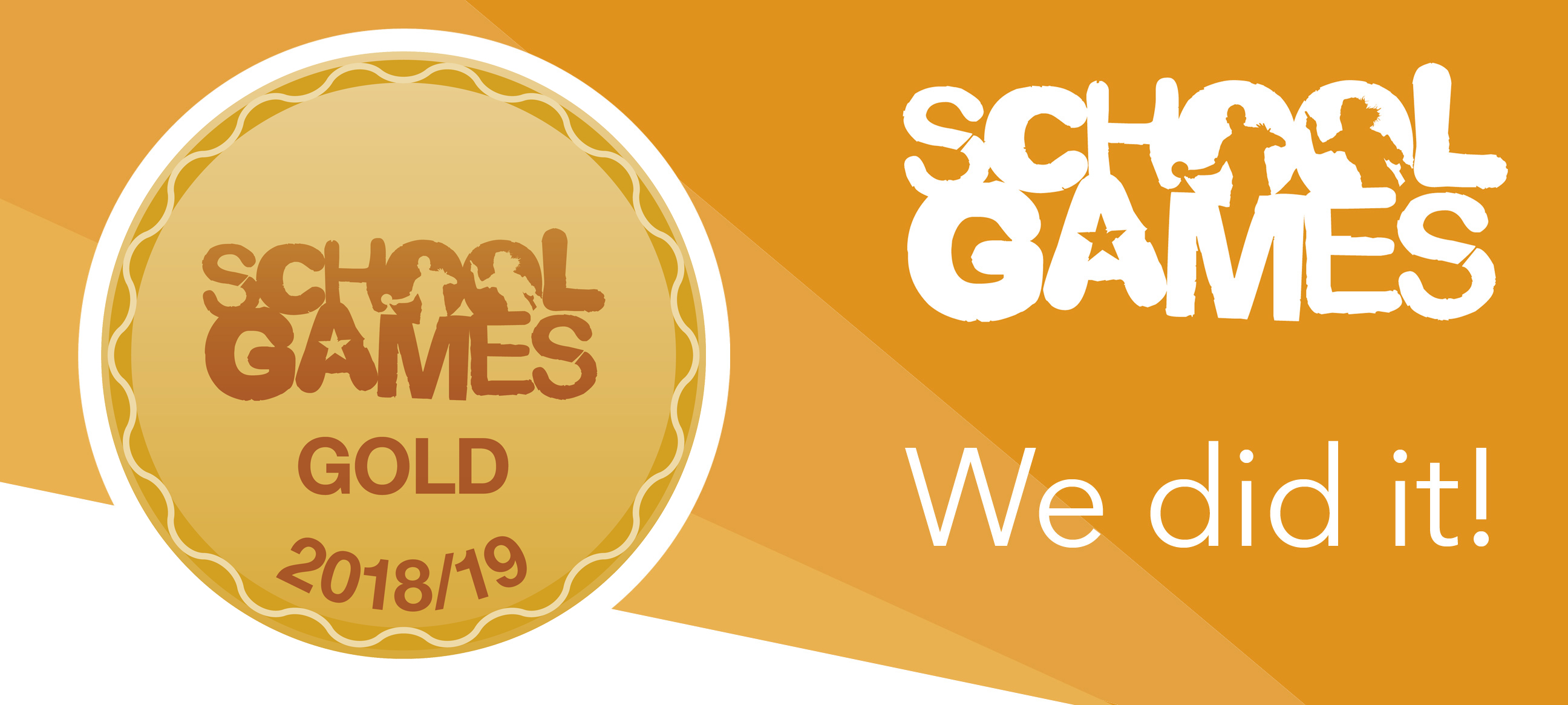 Sports Mark Gold…we did it again!