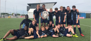 Year 7 Rugby League are Salford champions!