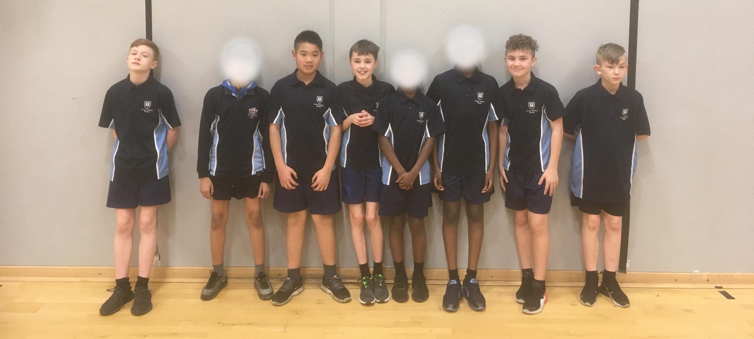 Soaring high in Salford School's Cricket Championship