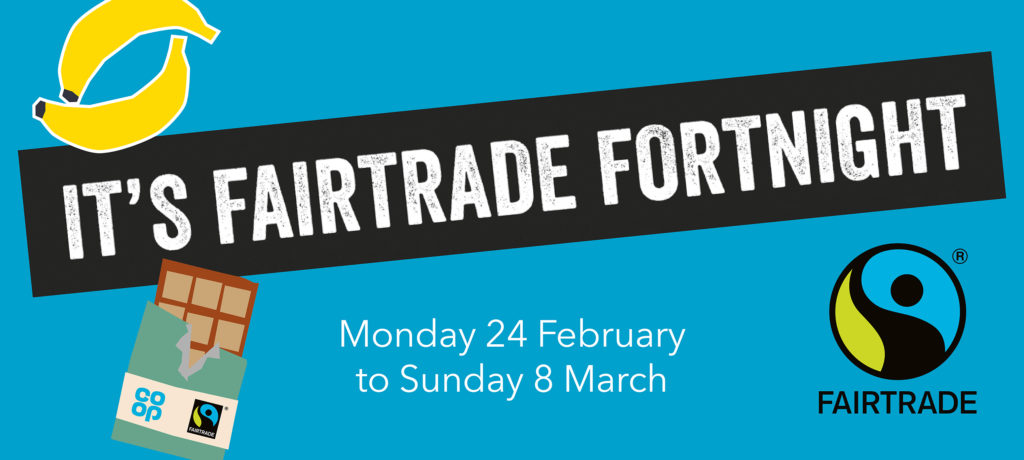 Fairtrade Fortnight 2020 - Co-op Academy Swinton