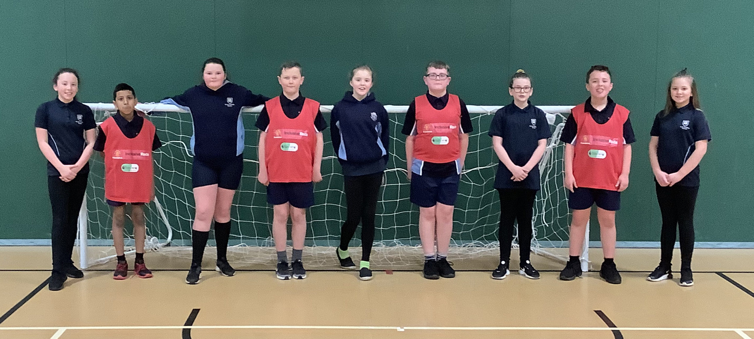 Inclusive footballers going from strength to strength