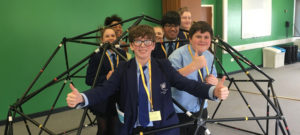 Year 9 get 'hands-on' with STEM activities at TeenTech