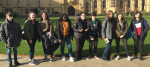 University of Oxford Taster Day for Year 10