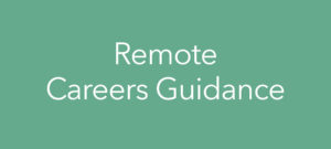 Remote Careers Guidance