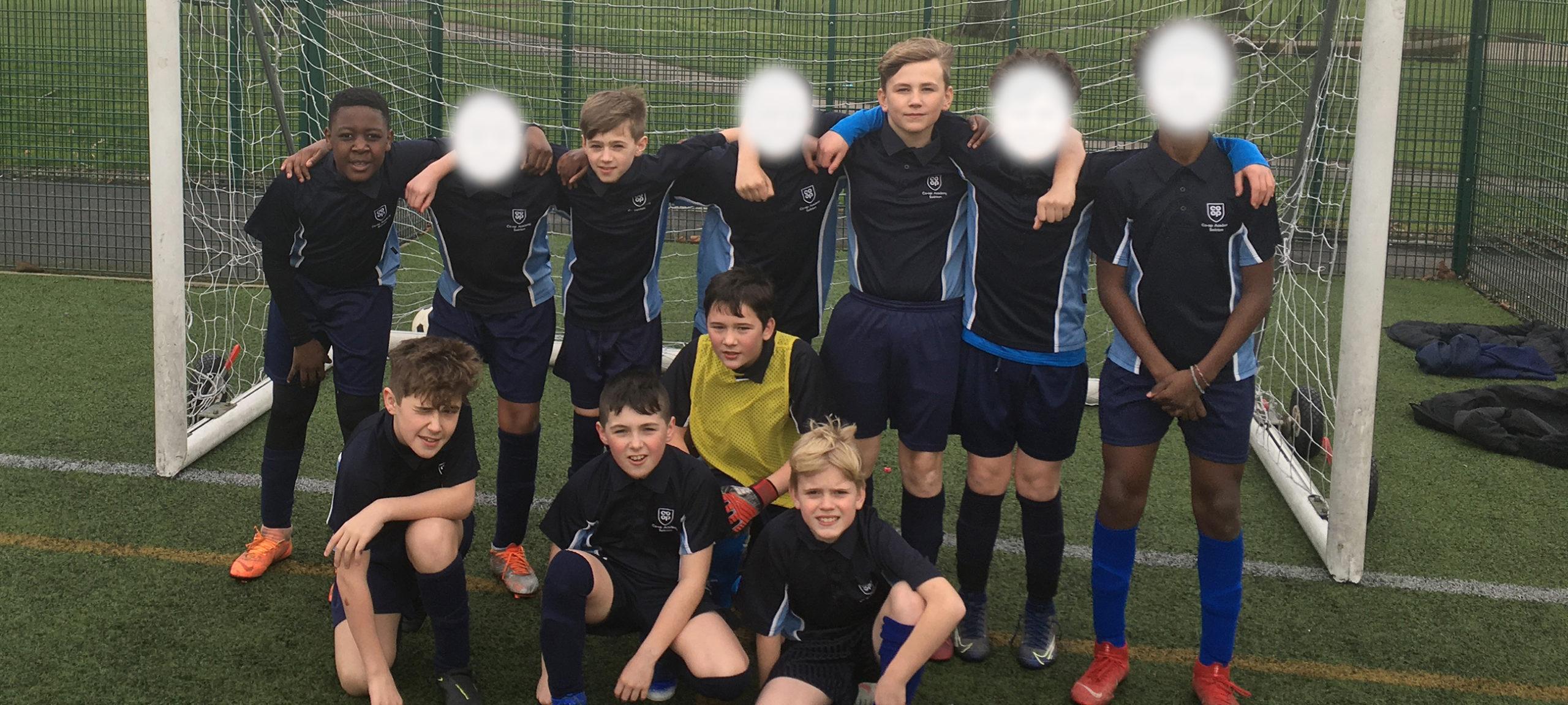 Salford Schools Football Cup