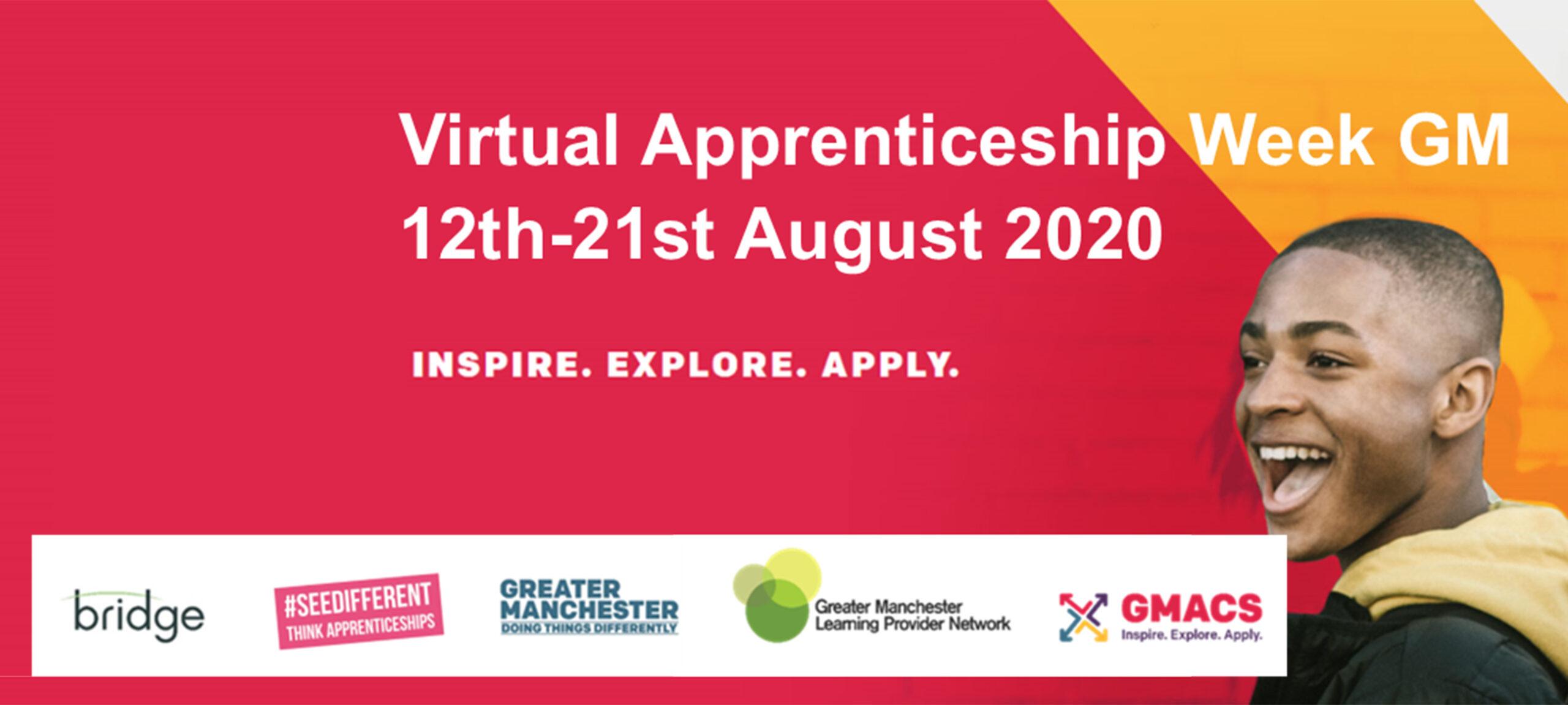 #Virtual Apprenticeship Week GM