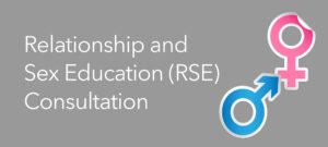 Parent/carer consultation regarding Relationship and Sex Education (RSE)