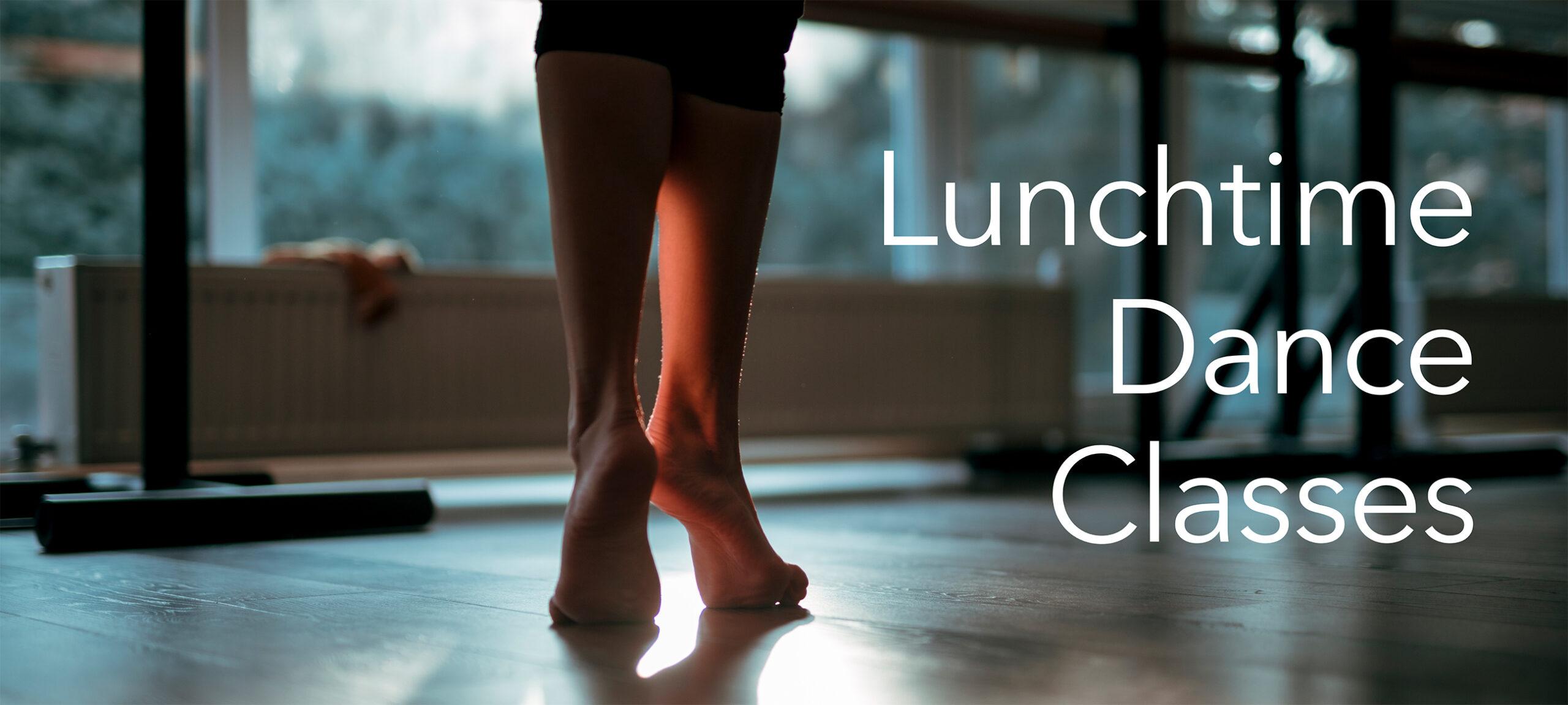 Dance classes start in our NEW dance studio!