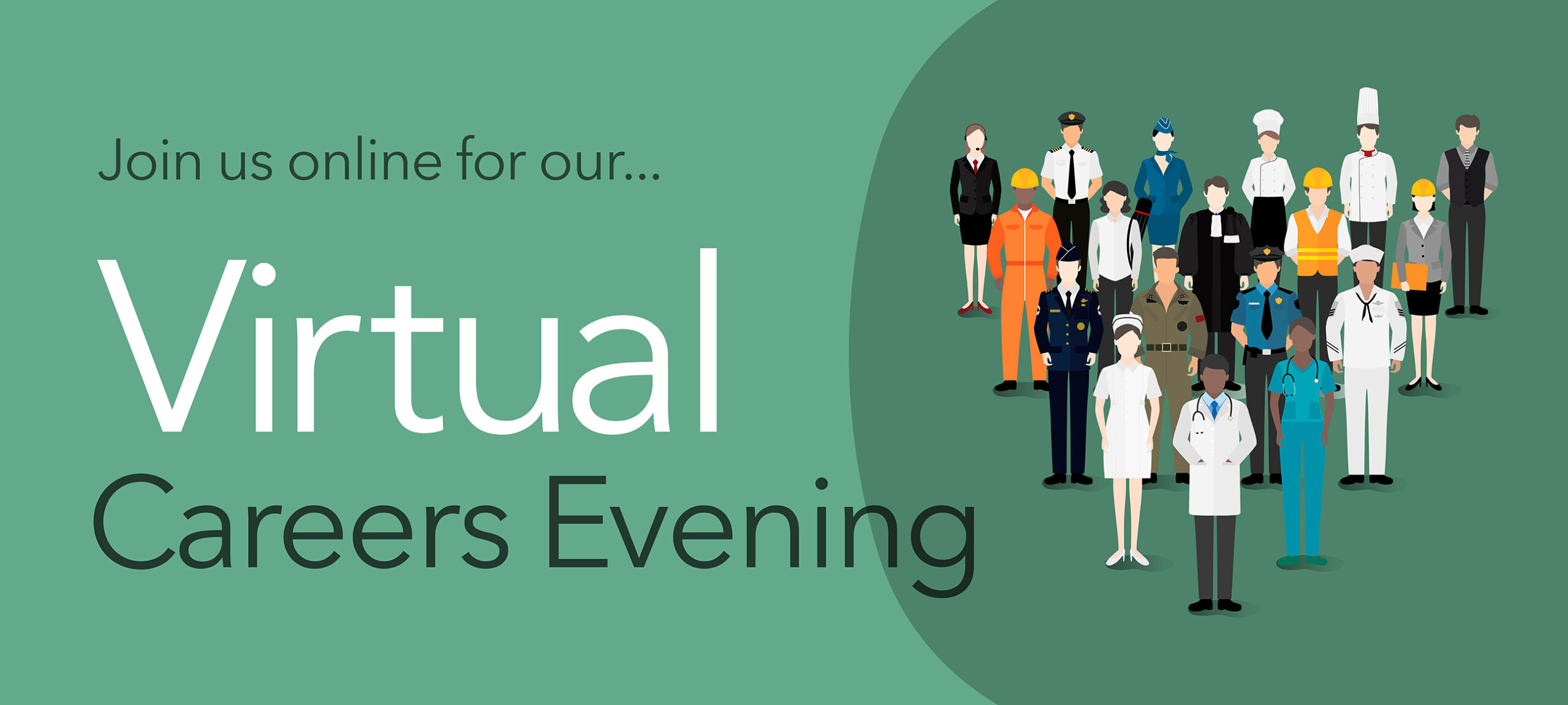 Virtual Careers Evening 2020