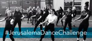 #JerusalemaDanceChallenge for Black History Month