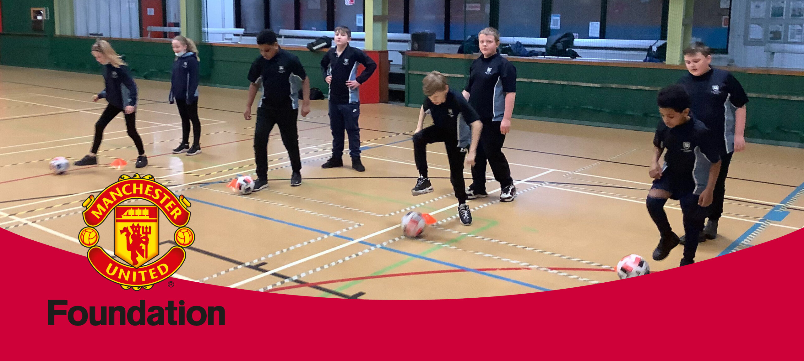 Unified Football with Manchester United Foundation