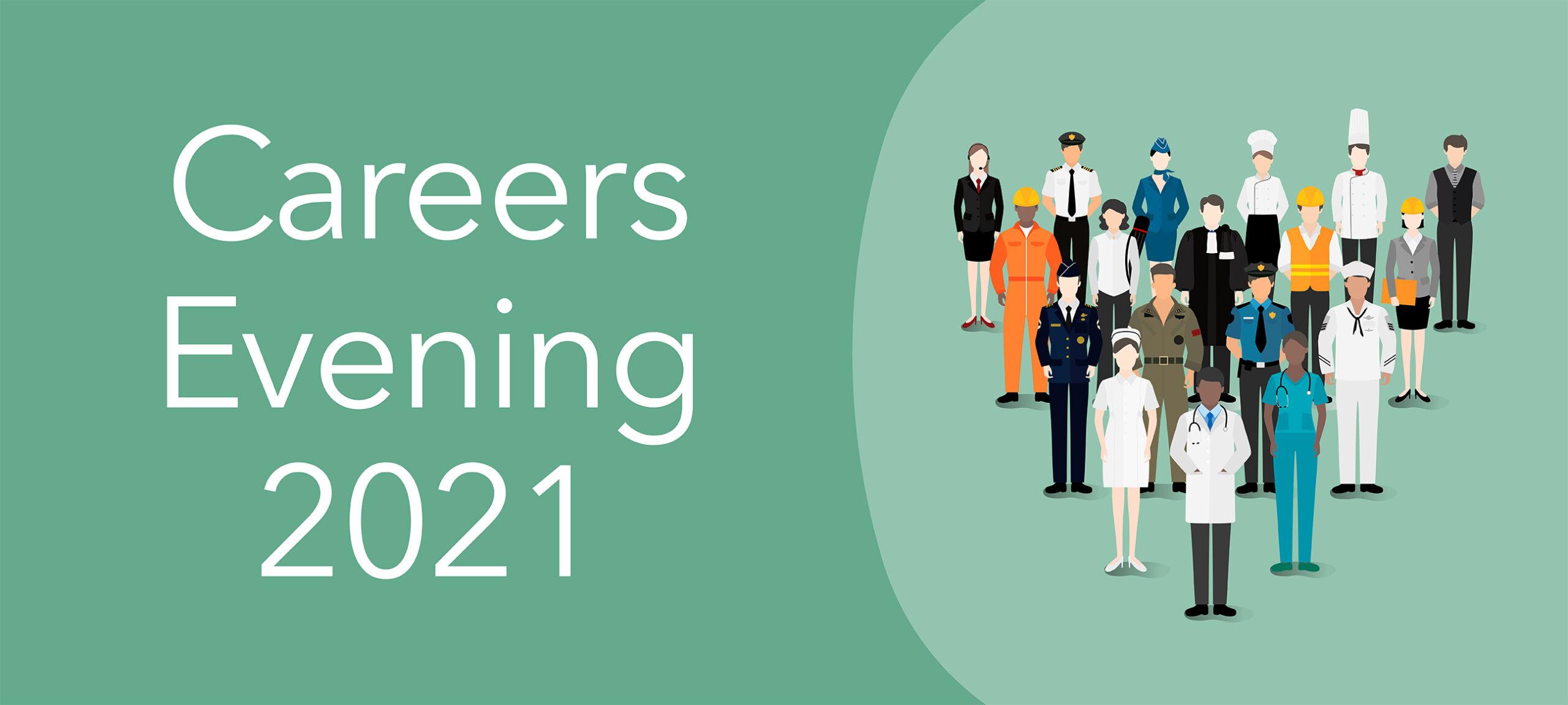 Careers Evening 2021